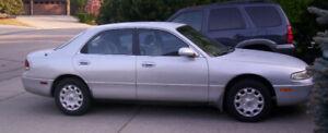 1993 Mazda 626 DX, 4 cyl auto   188,000 km   $1200