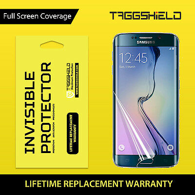 GENUINE TAGG [Full Coverage] SCREEN PROTECTOR FILM FOR Sansung Galaxy S6 edge