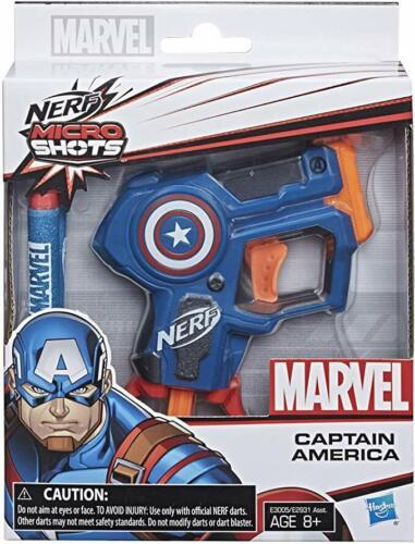 Nerf MicroShots Marvel Captain America