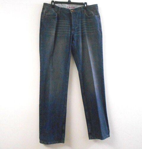 OutLooks Men's Size 38 Medium Wash Straight Legged