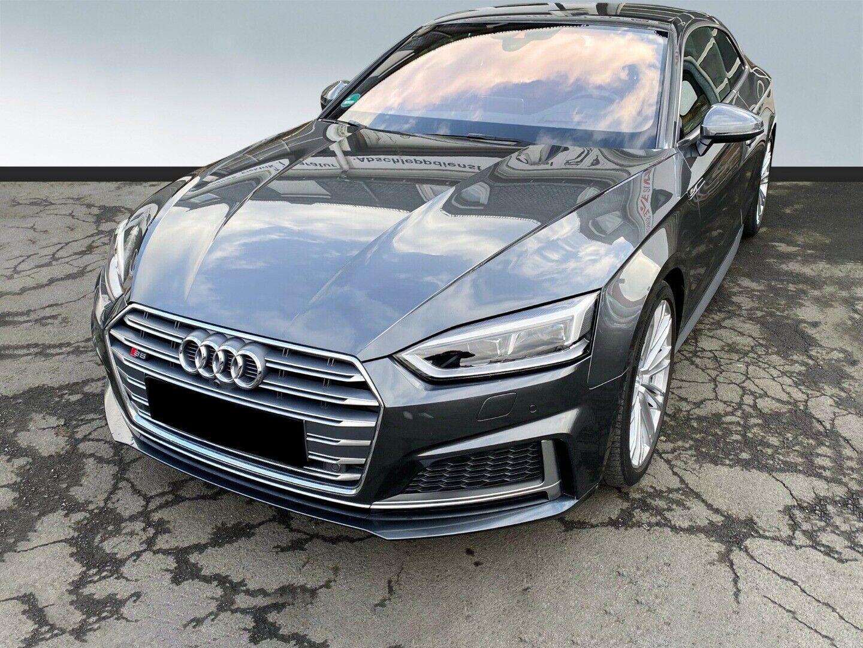 Audi S5 3,0 TFSi Coupé quattro Tiptr. 2d