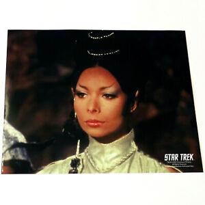 ARLENE-MARTEL-T-039-Pring-STAR-TREK-TOS-8x10-PHOTOGRAPH-034-Amok-Time-034-Spock-039-s-Bride