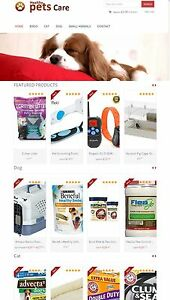 Amazon-Affiliate-Website-Pet-Supplies-Pet-Accessories-Store-eCommerce