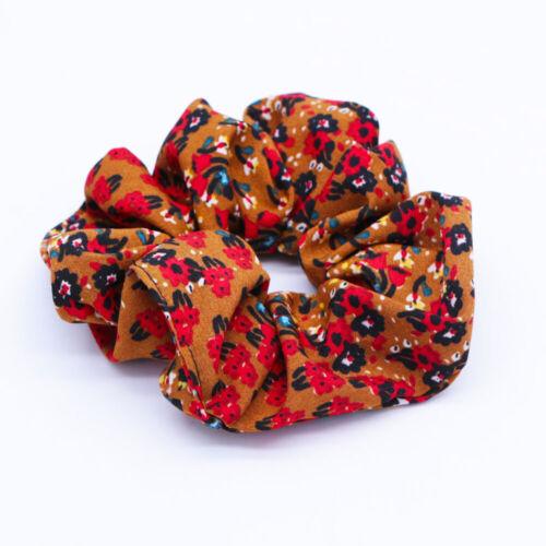 Women Leopard Printing Elastic Hair Bands Elastic Hair Rope Scrunchie Acces