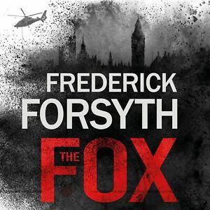 Audio-CD-The-Fox-by-Frederick-Forsyth