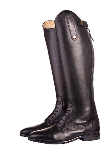 Pferdo 24 HKM Riding Stiefel Valencia Kid Leather Riding Stiefel   Now Cheap