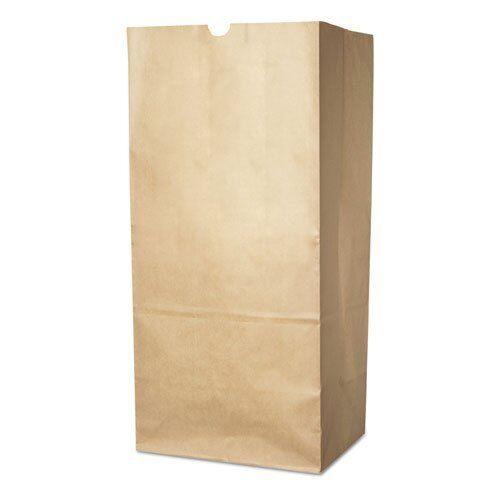 Duro Bag 13818 Lawn leaf Self-standing Bags, 30 Gal, 16 X 12 X 35, Kraft marron,