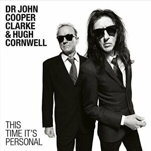 Dr-John-Cooper-and-Hugh-Cornwell-Clarke-This-Time-It-039-s-Personal-CD
