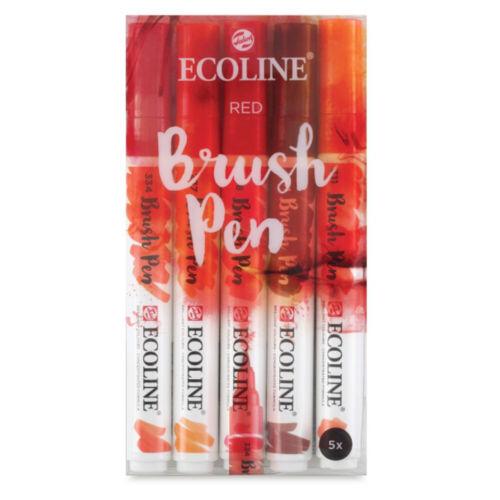 Ecoline Brush Pen Sets Royal Talens Watercolour Paint *All Sets* Artist Art