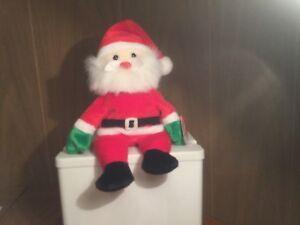 8bce598ad77 Image is loading Ty-Beanie-Baby-Santa-1998