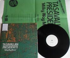 LP TASAVALLAN PRESIDENTTI Milky Way Moses (Re) Svart SVR-251 - STILL SEALED