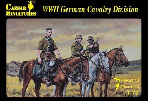 Caesar-Miniatures-WWII-German-Cavalry-Division-1-72