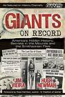 Giants on Record: America's Hidden History, Secrets in the Mounds and the Smithsonian Files by Jim Vieira, Hugh Newman (Paperback, 2015)