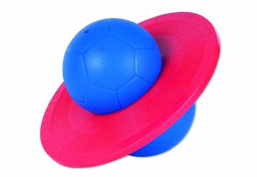 Grevinga® VITAL TOGU Moonhopper / Hüpfball in BLAU / PINK bis 70 kg (118032)