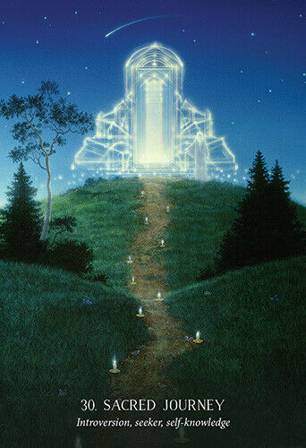 ORACLE OF THE HIDDEN WORLDS KARTEN DECK G WILLIAMS US GAMES SYSTEMS NEU