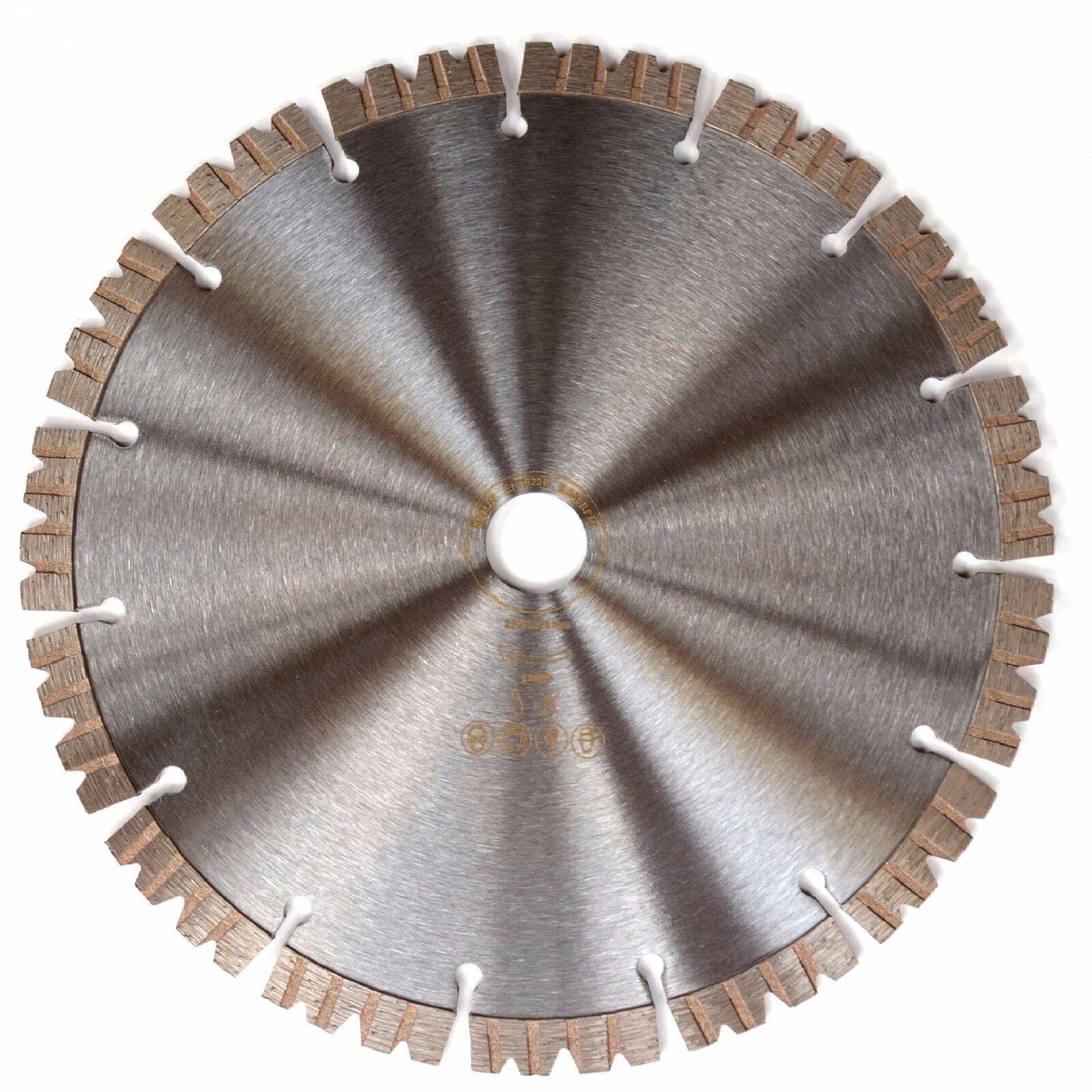 Diamant Trennscheibe Turbo Ø 230 Beton Stahlbeton