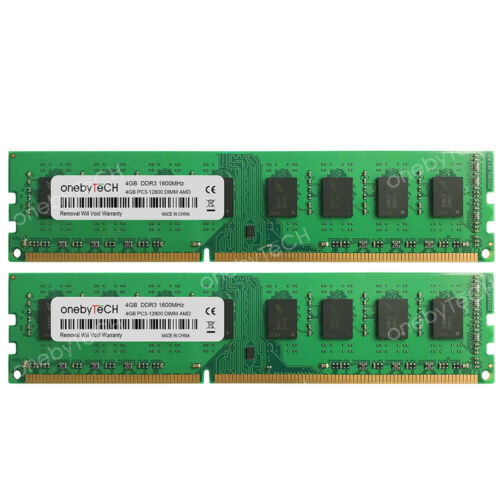 3.1 8GB PC3-12800 DDR3 1600 MHz 240 pin DIMM For Gigabyte GA-890GPA-UD3H rev
