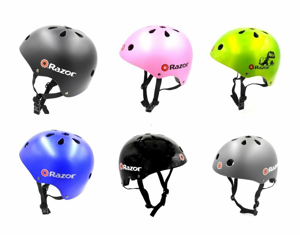 Razor V-11 Kids  Multi-Sport Helmet  ldren Predection Safety Many colors  hot
