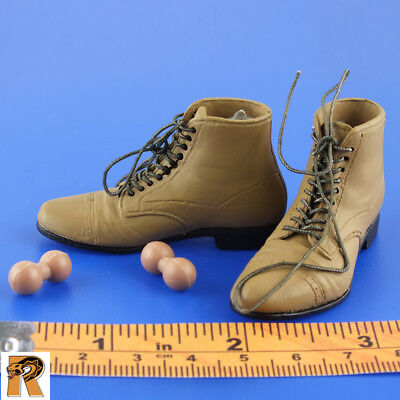 Drive Driver Ryan w// Tan Pegs #1-1//6 Scale BBK Action Figures Boots
