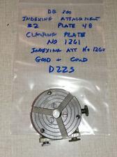 T-bolt 53mm OAL Emco Unimat DB200 Lathe Parts M6 Thread  D22S