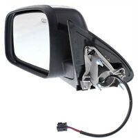 11-15 Dodge Durango Driver Side Mirror Replacement - Heated