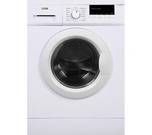 LOGIK L612WM16 Washing Machine 6 kg A+ 1200 rpm White