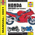 Honda CBR1100XX Super Blackbird 97-07 Haynes Manual NEW
