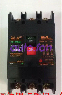 FOR NEW  Fuji EA103BM 60A 75A 100A EA203BM 150A 200A 250A  Circuit breaker