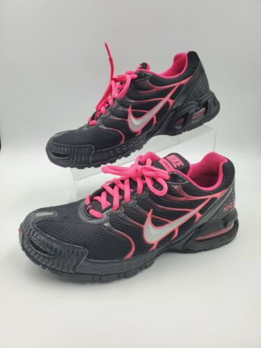 Nike Air Max Torch 4 Women's Running Shoes Black/P
