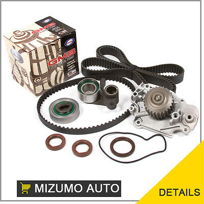 Timing Belt Kit Water Pump Fit - 2.2L Honda Prelude VTEC H22A1 H22A4