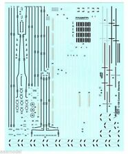 Warbird 1/72 C-130 Common Elements decals 72017 for Italeri and Airfix