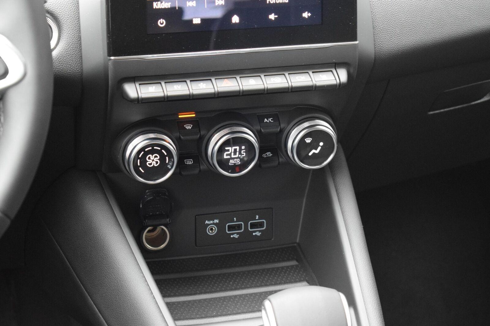 Renault Captur 1,6 E-Tech Intens - billede 10