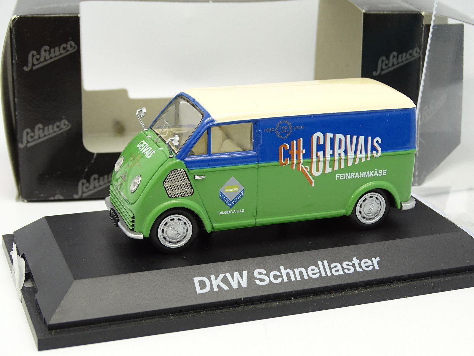 Schuco 1 43 - DKW SchnellLaster Gervais