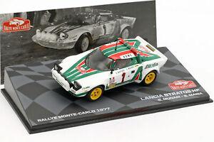Eaglemoss-Rallye-Monte-Carlo-Lancia-Stratos-HF-Munari-1977-IXO-1-43