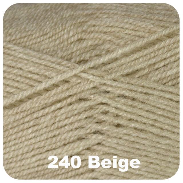 751 Deep Denim Wool 100g Cygnet DENIM DK Double Knitting Yarn