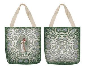 aan 725734576538 u mijn Willow denkt gedachtenHeart Tapestry in Bag Tree Tote Angel L54R3ScAjq