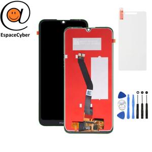 Ecran-LCD-Vitre-tactile-Huawei-Y6-2019-Y6-Pro-2019-Noir-MRD-LX1-MRD-LX1N