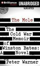 The Mole : The Cold War Memoir of Winston Bates Peter Warner 13 CD Audiobook
