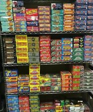 HUGE LOT: 100 Unopened Basketball Cards in Factory Sealed Packs of NBA Cards
