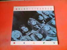 """HEART Stranded UK 12"""" Vinyl 45 + Booklet!"""