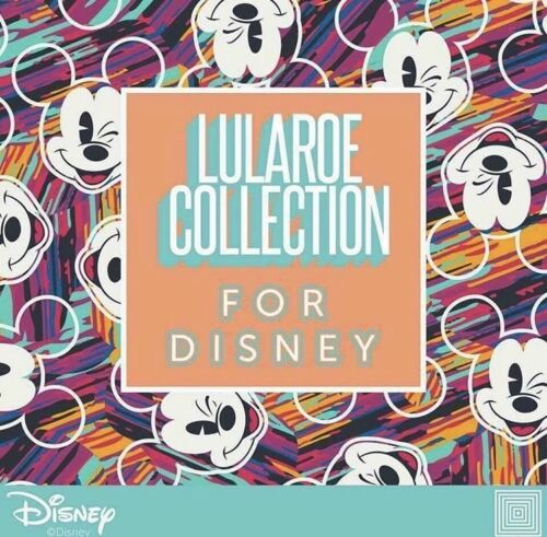Lularoe Disney Collection MYSTERY OS Leggings SALE