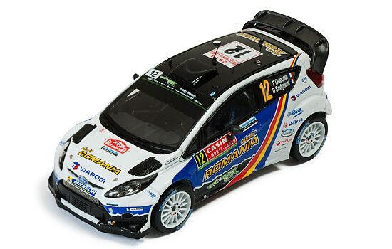 IXO Ford Fiesta RS WRC  12 Delecour Rally Monte Carlo 2014 RAM571 1 43