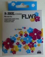 FLWR H-300XL kleur inkt cartridge NIEUW colour color NEW Deskjet D2560 D2660 D55