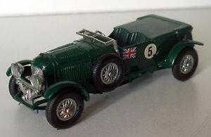 Lesney Y 05 1929 Le Mans Bentley / 1960