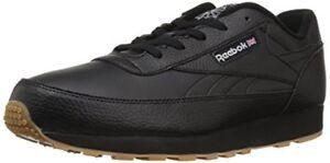 f6841f2686 A imagem está carregando Reebok-Masculino -Classico-Renascenca-Wide-4e-Caminhada-Sapatos