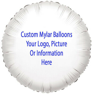 Custom Printed Star Shaped 18in Mylar Balloon Printed Party supplies fast shipping