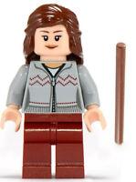 Lego Hermione Granger Minifig Harry Potter Figure Minifigure 10217 Diagon