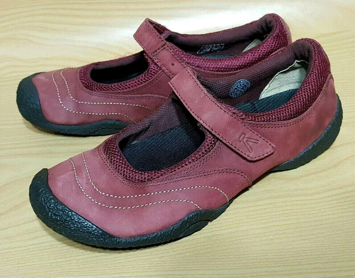 Keen Mary Janes Sport Casual Mujer Mujer Mujer Zapatos 8.5  toma