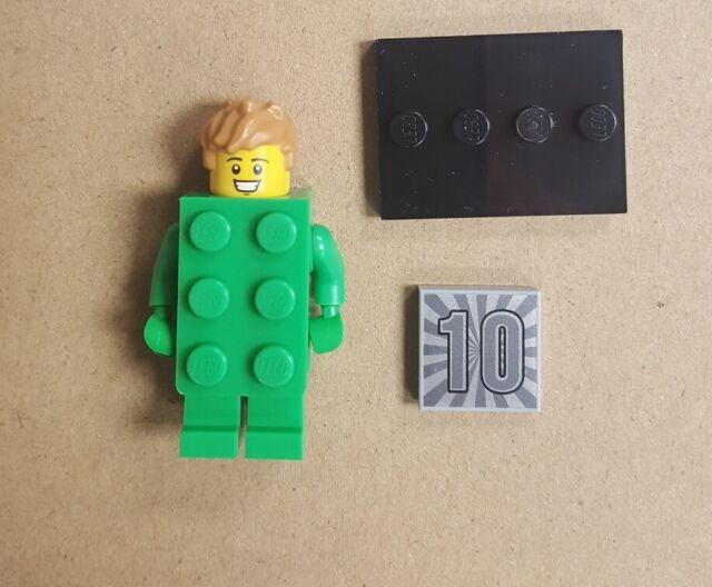 LEGO® Minifigures Serie 20-71027 Green-Brick Guy 13