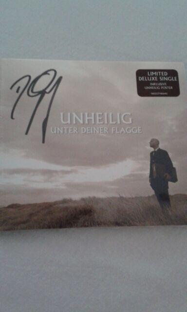 Unheilig - Unter deiner Flagge - Ltd. + signiert - Mono Inc., Staubkind